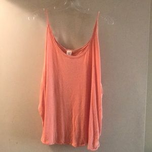 Loose Fitting Free People Tank